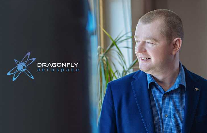 Majority Stake in Dragonfly Aerospace Was Aquired by Dr. Max Polyakov