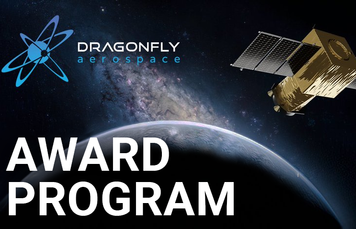 Dragonfly Aerospace is pleased to announce an Award program